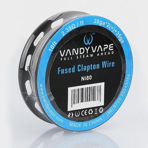 Vandy Vape - Ni 80 28g x2 + 35g 10ft