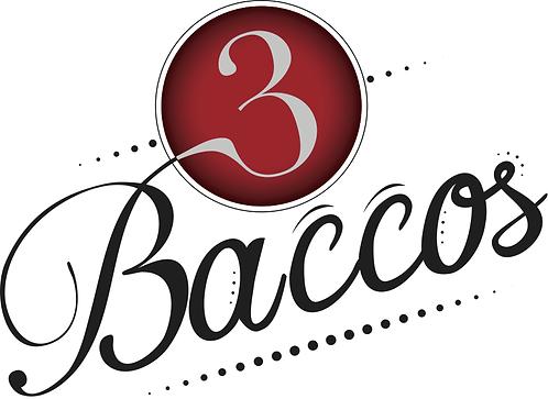 Concentrado - 3 Baccos 30ml