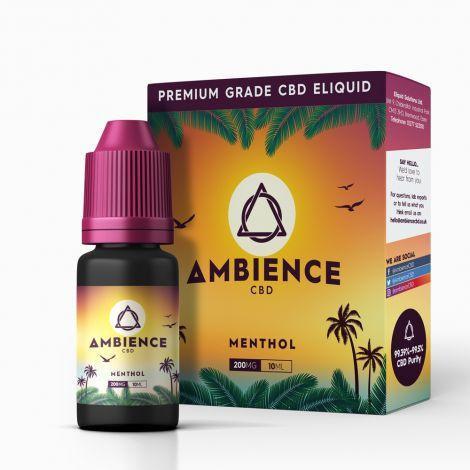 CBD Ambience - Menthol 10ml