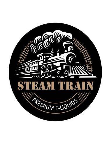 Steam Train - 100ml 0mg