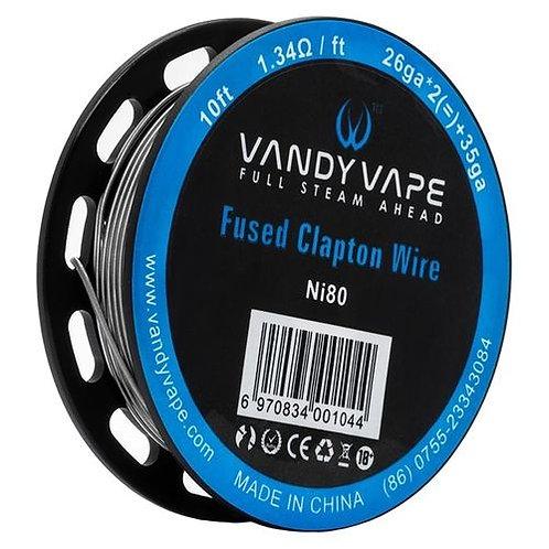 Vandy Vape - Ni80 26g x2 + 35g 10ft