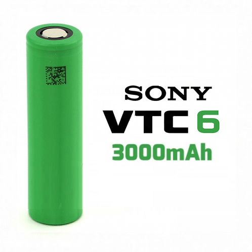 Sony VTC6 3000mah 15A