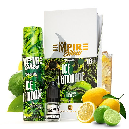 Empire Brew - ICE Lemonade 50ml 0mg + extra ice