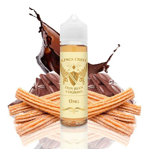 Kings Crest - Don Juan Churro 50ml 0mg