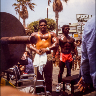 1984 At Pit in Venice Beach