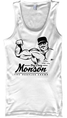Craig Monson Tank Top