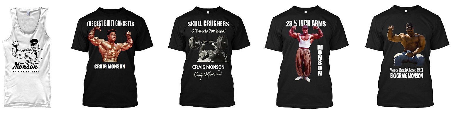 Craig Monson Apparel