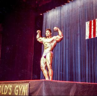 1984 Mr. California contest