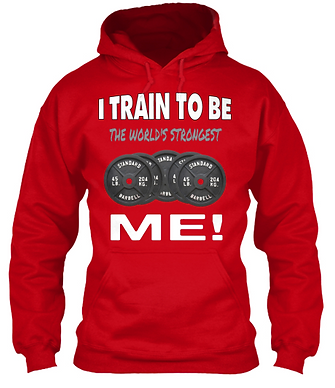 The world's strongest me red hoodie.png