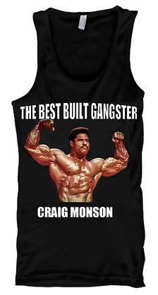 Craig Monson The Best Built Gangster Hoodie