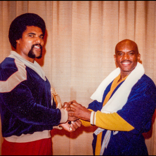 Oceanside CA Craig's first show with idol Sergio Oliva who was guest posing there. Craig picked that show for his debut because I wanted to be in the same show with Sergio.