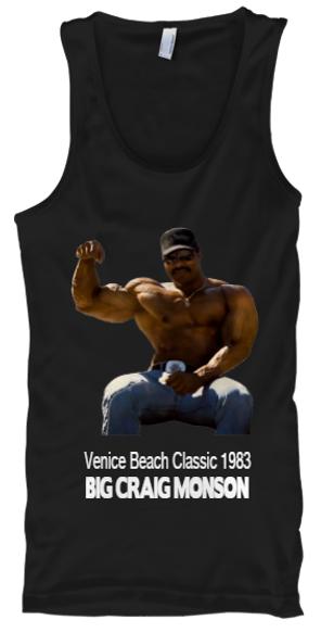 Craig Monson Venice Beach Classic Tank Top