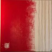 Rosso verso bianco