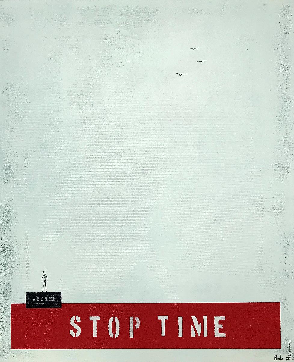 015 - 21 03 20 - STOP TIME 60x50.JPG
