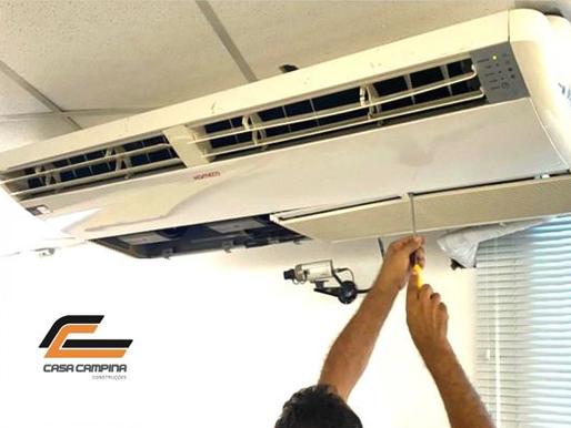 Agora você pode contratar os serviços de manutenção de Ar Condicionados direto com a Construtora !!!
