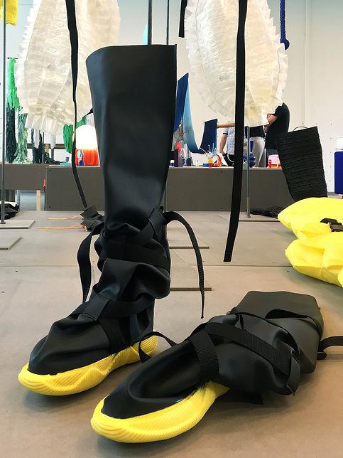 Buoyancy boot
