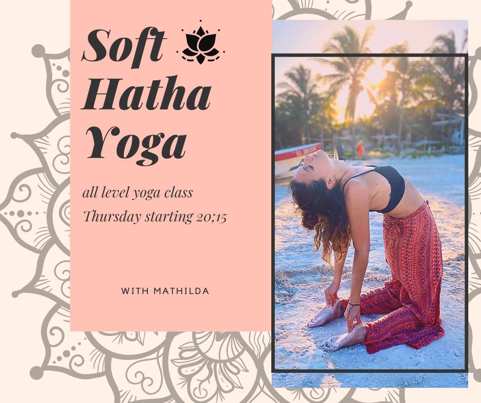 Hatha Yoga All Levels