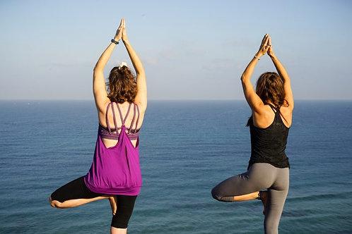 Online Yoga 10+1  Pass