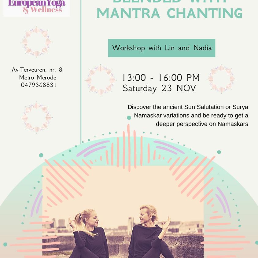 Yin & Yang Sun Salutation and Mantra Chanting Workshop