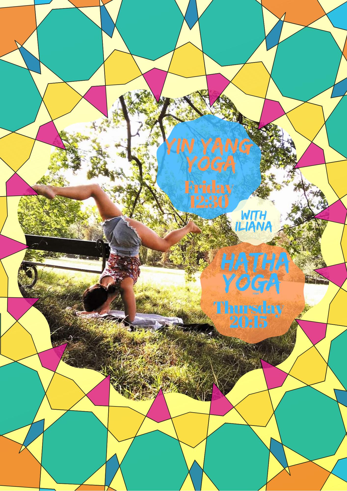 Community Yin/Yang Yoga Class