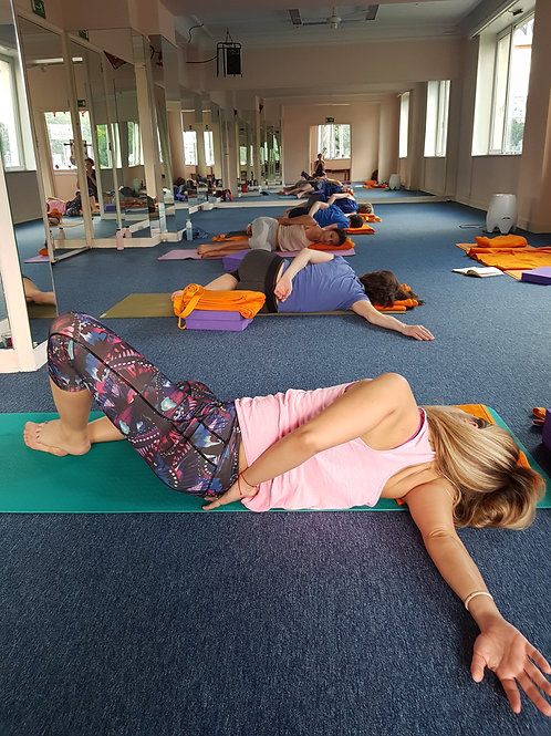 Classic Yoga 10 Class Pass