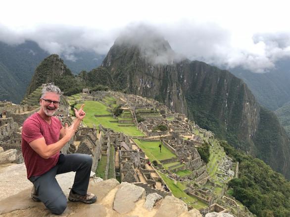 Doug Machu Picchu