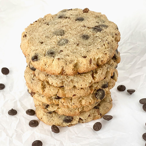 18 Pack Chocolate Chip Pecan Cookies