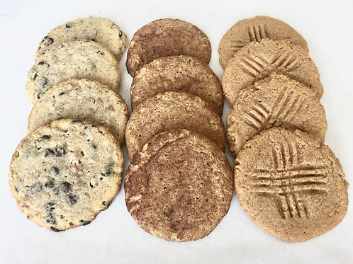 18 Keto Cookie Variety Box