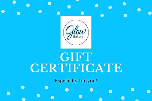 $25 E-Gift Certificate