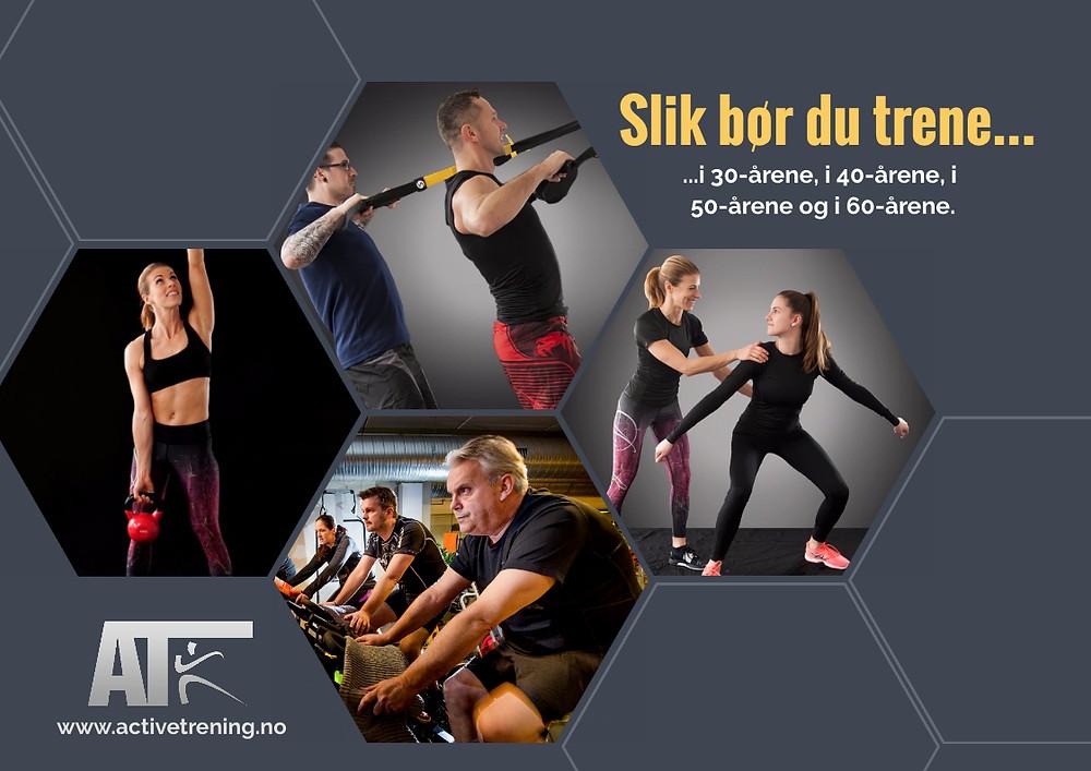 Spør oss om trening