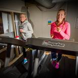 Husk løpetimen Run 4 Fun fredag fra kl 16:30-17:00