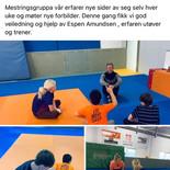 Active Trening bistår Barnas stasjon med treningsøkt