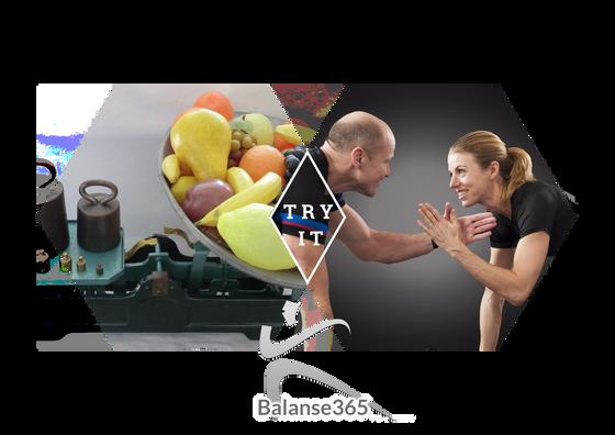 Balanse365 - Hvor mye bør du veie og BMI?