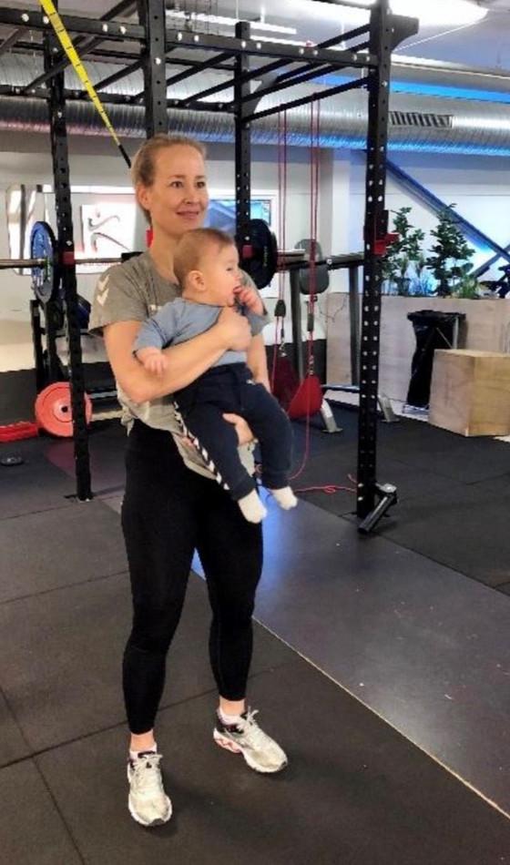 Fysisk aktivitet under graviditet og etter fødsel