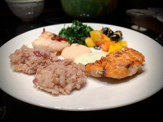 Middag med Balanse365-livsstil