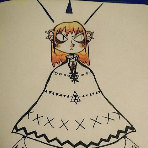 Poncho Girl