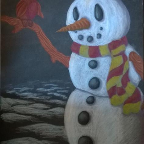 Snowman Poster 2