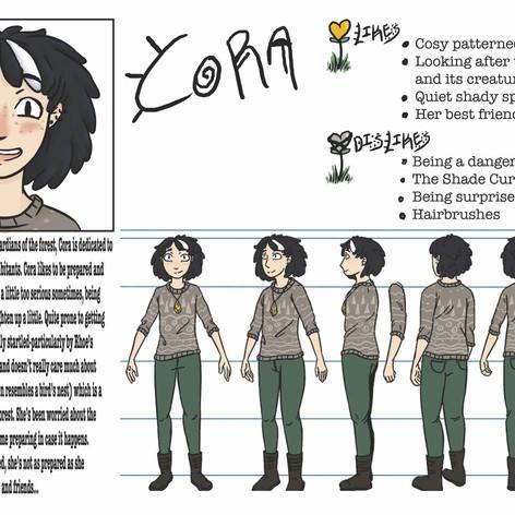 Cora Profile