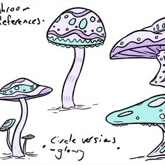 Magical Mushroom Reference