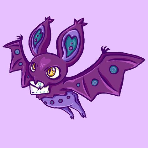 Bat Messenger