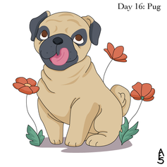 Day16: Pug