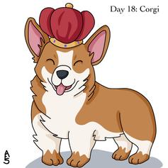 Day18: Corgi