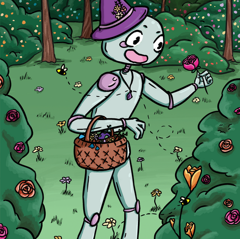 Witch Robo