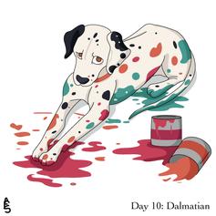 Day10: Dalmatian
