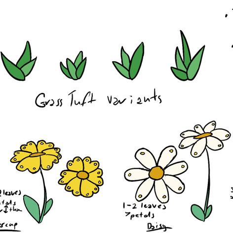 Flower Design Reference
