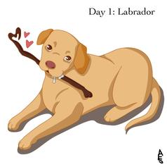 Day1: Labrador