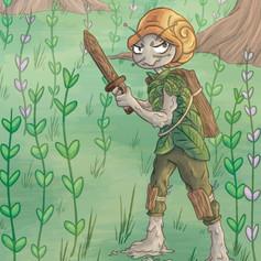 Snail Warrior