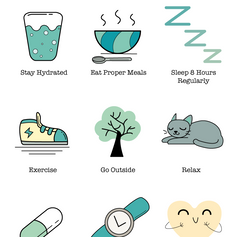 Take Care Infographic