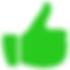 163-1632289_thumbs-down-thumbs-up-green-