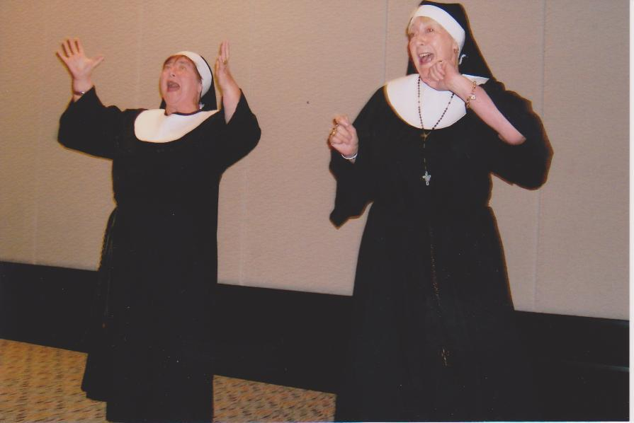 Couple of Nuns Skit
